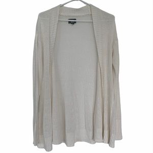 Vintage Roots Cream Knit Long Cardigan